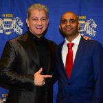 With Bruce Buffer